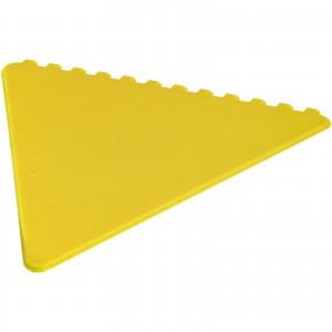 Frosty triangle jégkaparó, sárga